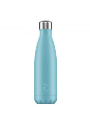 Chilly's 500ml Bottle Pastel Blue