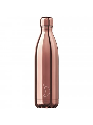 Chilly's 750ml Bottle Rose Gold