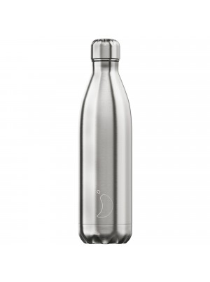 Chilly's 750ml Bottle Stainless Steel