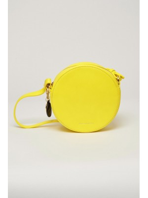Estella Bartlett Emerson Round Bag Yellow