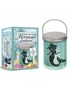 Nauticalia Make Your Own Mermaid Jar