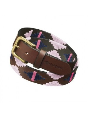 Pampeano Ladies Rosa Polo Belt