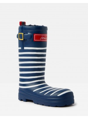 Joules Welly Dog Toy Stripes