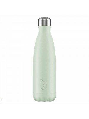 Chilly's 500ml Bottle Blush Green
