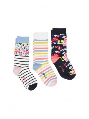 Joules Brill Bamboo 3PK ST Ives
