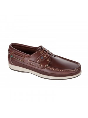 Dubarry Atlantic Deck Shoe Brown