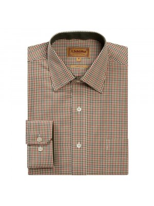Schoffel Burnham Tattersall Shirt
