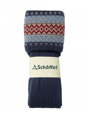 Schoffel Fairisle Sock