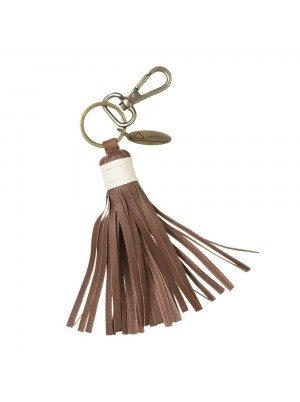 Pampeano Borla Tassel Key Ring