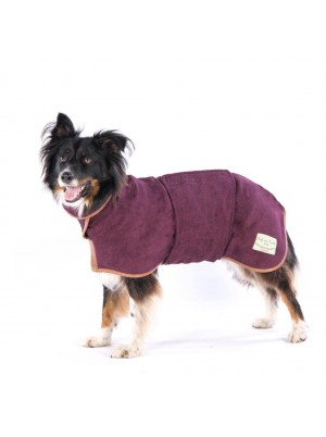 Ruff and Tumble Dog Drying Coat Country