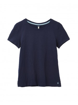 Joules Carley Solid Classic Crew