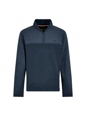 Weird Fish Rothay 1/4 Zip Fleece