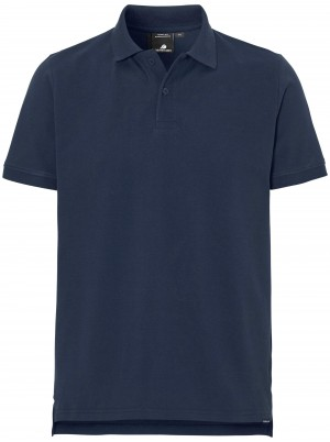 Didriksons Ville Men's Polo Navy