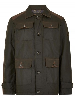 Dubarry Broadford Wax Jacket