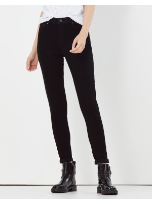 Joules Monroe Jeans Black UK 10
